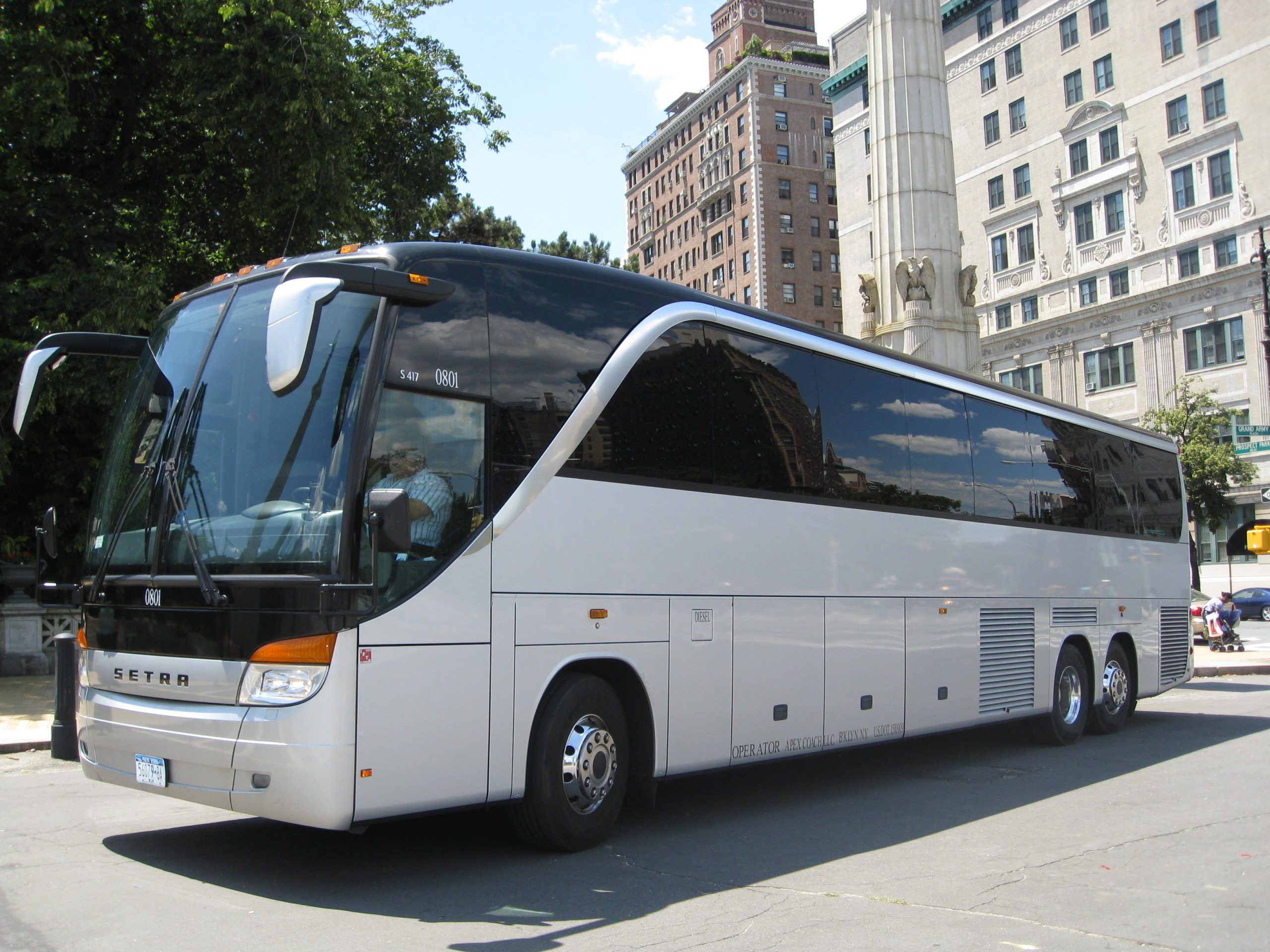 Rent a Bus Europe