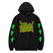 Billie Eilish Merch Hoodie